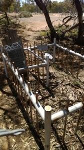 Mrs Ralton's Grave, Kulnine