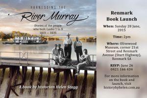 renmark-launch postcard