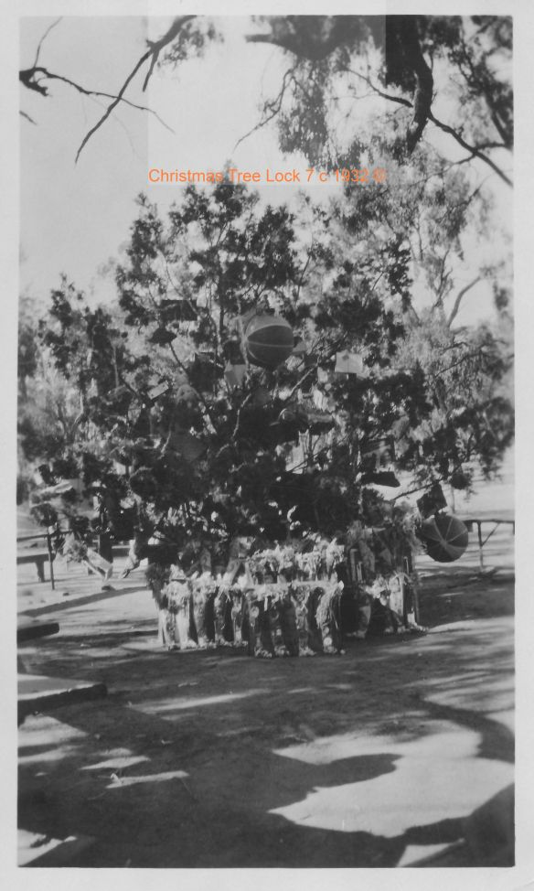 lock 7 Christmas tree from dawn glenn collection