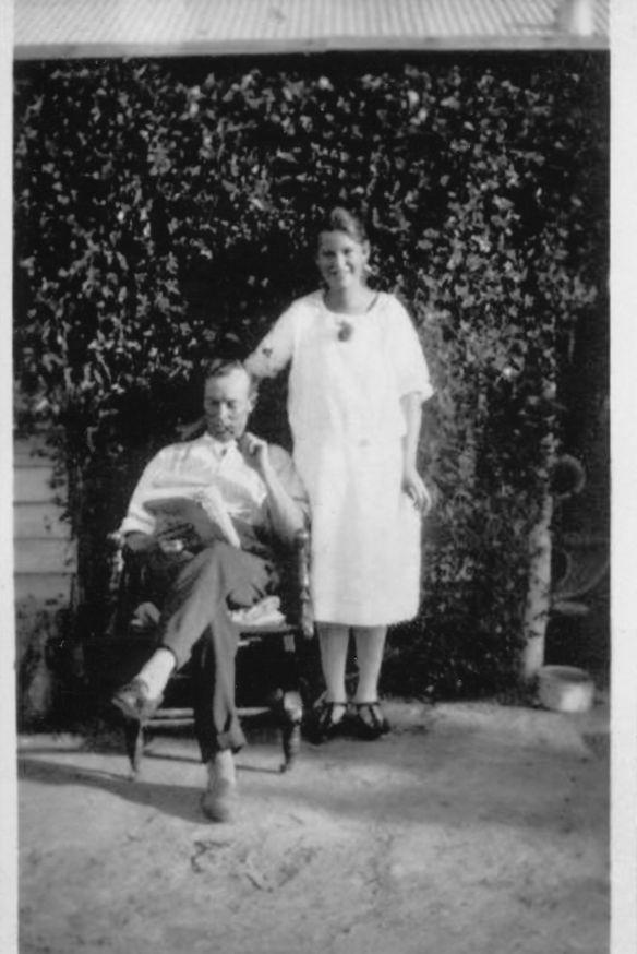 bertie pearson and ann lk 9 1923 (1)