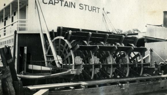 1920 10 14 Captain sturt