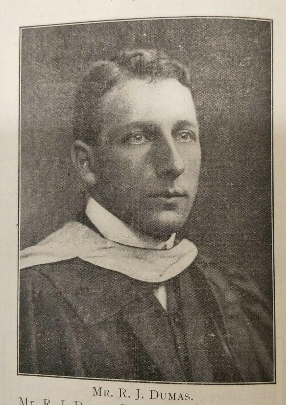 pic 1 Dumas PSR oct 1914 p 184 5